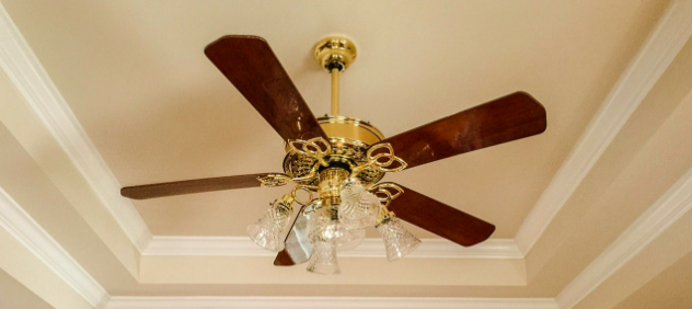 Reasons to consider installing ceiling fans mccall enterprises ceiling fans are great additions to the house for many different reasons they are able to offer a breeze which can help air circulate aloadofball Gallery